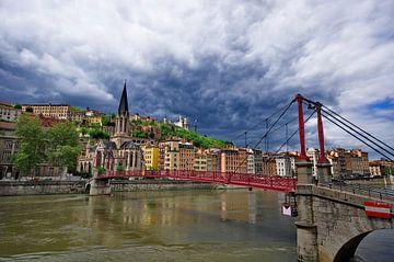 Lyon Saône  van