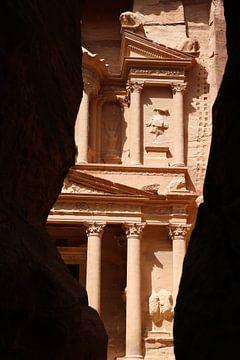 Petra i Jordanië van Rob Hansum