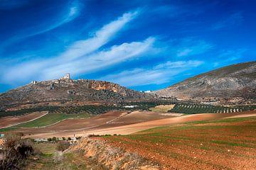 Spaans Landschap van Irene Kuizenga