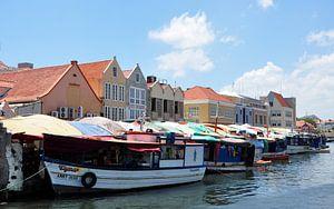 Floating market Willemstad, Curaçao