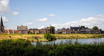 Ameide aan de Lek in de Alblasserwaard sur Reinder Weidijk