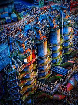 Stadt aus Stahl [HDR] von BHotography