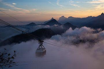 Rio in de wolken