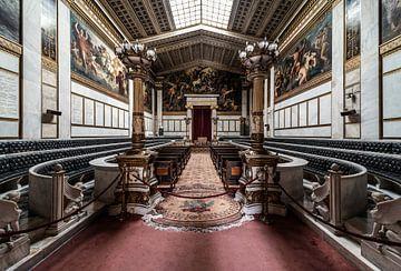 Die Akademie von Athen von Werner Lerooy