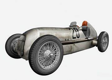 Mercedes-Benz W 25 Silberpfeil