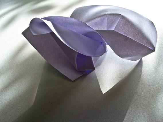 Abstracte-Bloem van Adri van Kooten
