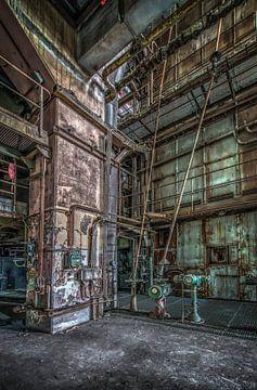 De fabriek van Gerben van Buiten