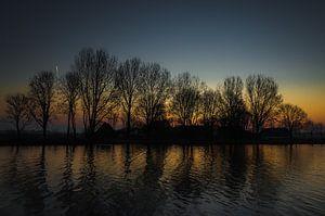Vroege zonsopgang