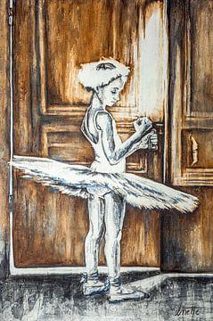Prima Ballerina van Atelier Linette