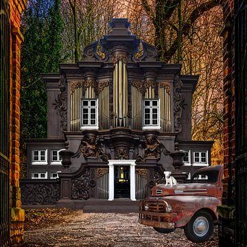 Huis van de organist