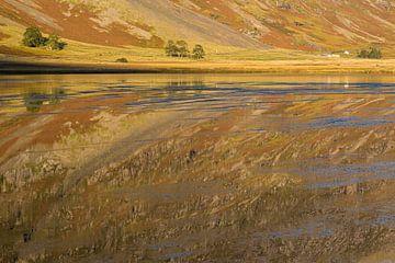 Loch Achtriochtan van Johan Zwarthoed