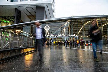 Utrecht Centraal van Eric de Jong