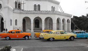 Havana four van