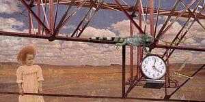 Time is ticking... von Barbara van Druten