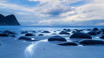 Strand in Noorwegen