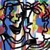 WELL LISTEN.. van Marijke Mulder thumbnail