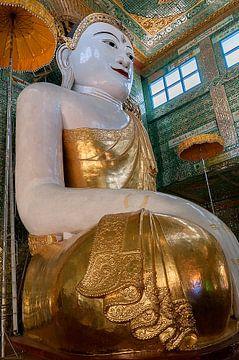 Sagaing Township: Soon U Ponya Shin pagode van Maarten Verhees