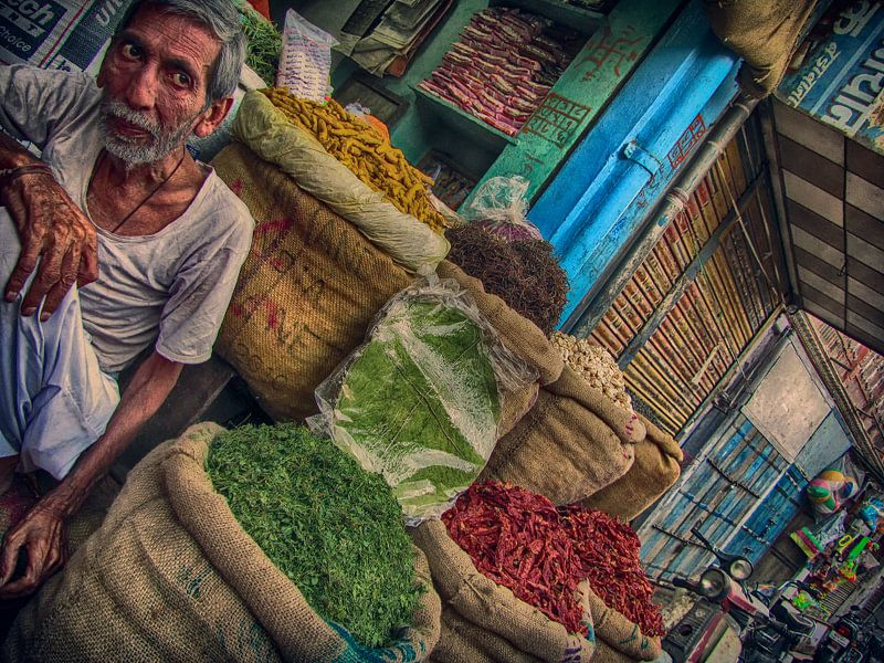 Spice Bazaar India van Carina Buchspies