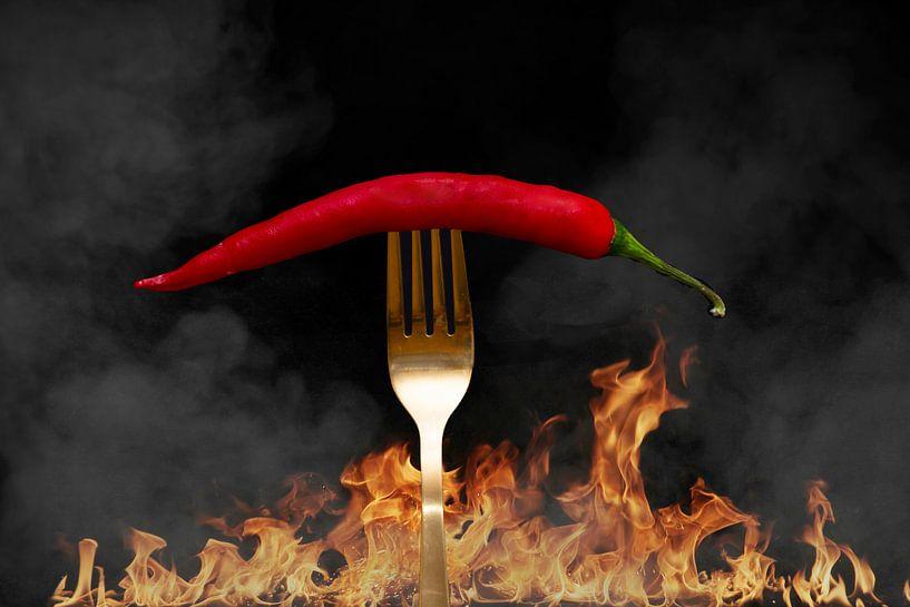 Hete pepper van zippora wiese