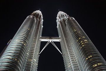 Petronas-Türme von Ruth de Groot