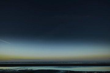 Bleu Sea van Steven Massart