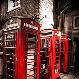 Calling London van Joris Pannemans