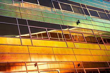 UWV-Gebäude in Almere von Erika Schouten