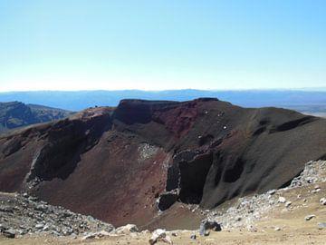 Tongariro national park van Joelle van Buren