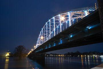 Wilhelmina-Brücke Deventer von Bert van Wijk