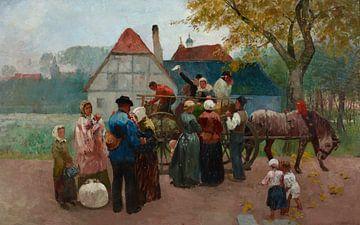 Christian Ludwig Bokelmann~Abschied von Immigranten