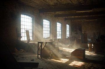 Urbex Sunlight van Henny Reumerman