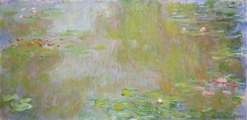 Seerosen (Monet-Serie), Claude Monet von The Masters