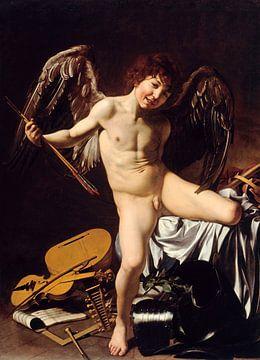 Armee als Sieger, Michelangelo Merisi da Caravaggio