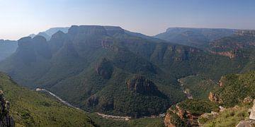 Canyon de Blyde River sur Dennis Eckert