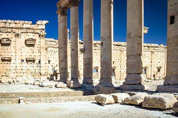 Palmyra in Syrië sur René Holtslag
