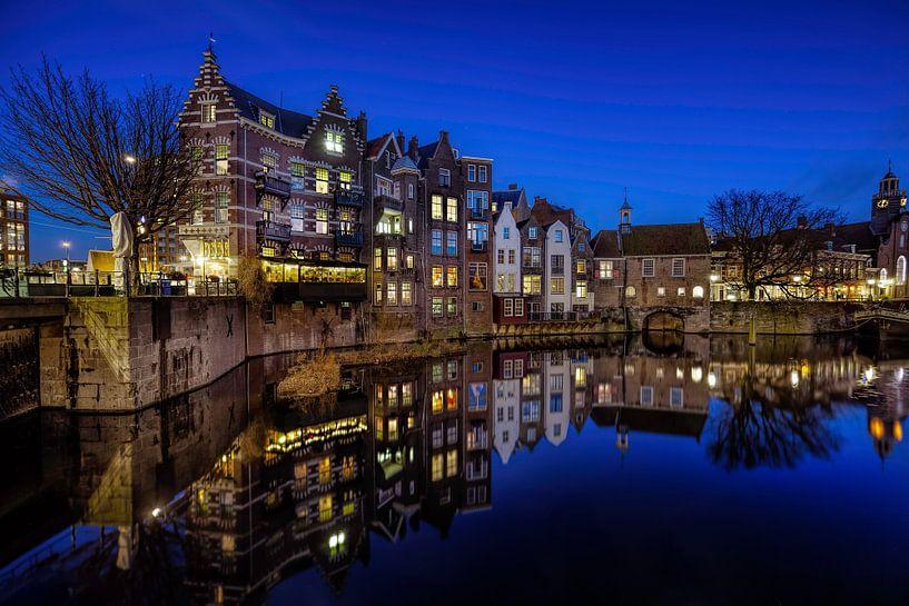 Historisch Delfshaven in Rotterdam van Roy Poots