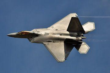 F-22 Raptor sur Rogier Vermeulen