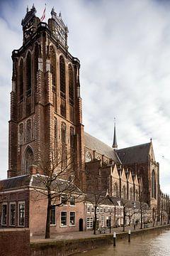 De Grote Kerk in Dordrecht