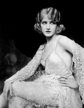 Actrice Mary Eaton rond 1920 van Atelier Liesjes
