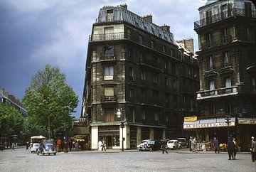 Vintage foto 1950 Parijs sur Jaap Ros