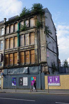 Verlassenes Gebäude von