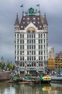 Het Witte Huis te Rotterdam van