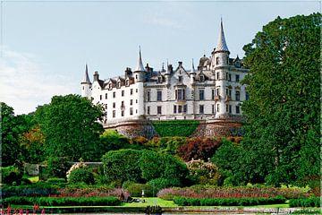 Dunrobin castle von Leopold Brix
