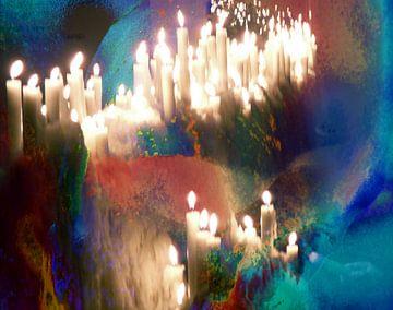 Kerzenlicht von Peter Norden