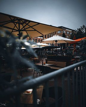 de terrassen zijn er weer met het mooie weer van Sabine Brederode Photography