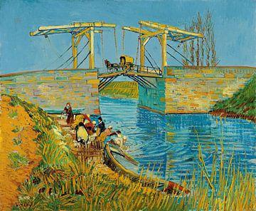 Brücke bei Arles, Vincent van Gogh