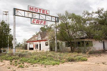 Route 66 Motel von Els Broers