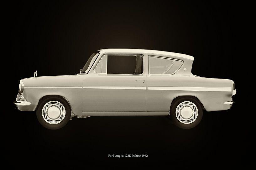 Ford Anglia van Jan Keteleer