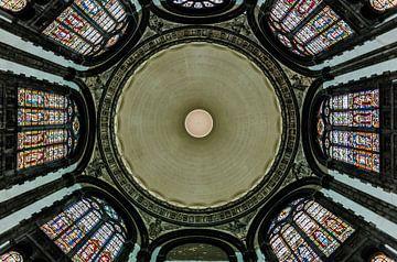 Dach der Kirche von Werner Lerooy
