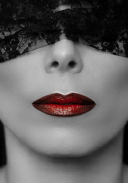 Shades of red... van Miranda van Hulst